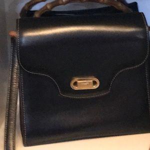 Bally designer handbag